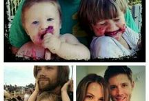 SPN CAST AND FAMILY