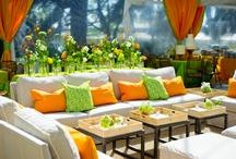 Orange Weddings / Ideas for orange weddings theme