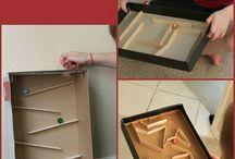 Santa's shoe box