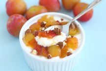 CSA-Plums, Peaches and Apricots