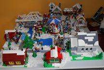 Lego Christmas 2017