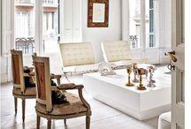 Interior Spaces / Interior Design