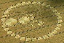 Crop Circles / by Marilyn Berry