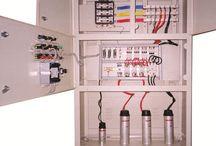 Auto Power Factor Correction panel / Auto Power Factor Correction panel
