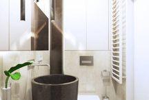 Dom w nowoczesnym, ciepłym klimacie / Nasz najnowszy projekt to aranżacja domu, w którym dominuje ciepłe oblicze stylu nowoczesnego. Duże, otwarte wnętrza zostały zaprojektowane w taki sposób, aby wykorzystać całą dostępną przestrzeń przy jednoczesnym zachowaniu funkcjonalności i spokoju. Ciepły charakter uzyskany został głównie dzięki ciepłym kolorom brązu i beżu oraz zastosowania dużej ilości światła.  Po więcej inspiracji zapraszamy na Naszą stronę internetową:biuro@monostudio.pl oraz na Facebooka