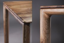 Neva table designed by Regular Company
