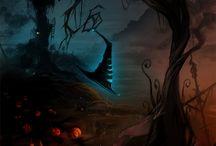 HOLIDAYS-Halloween / by Carrie Rasmussen