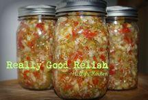 Relish Recipes
