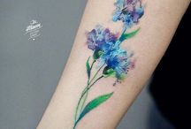 Best Watercolor Tattoos / If you're looking for top watercolor tattoos ideas you've come to the right board ! Share the Ink.