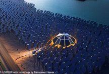 Stunning art installation