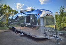Airstream Trailer / Recently Renovated Airstream. 1979 31' Sovereign