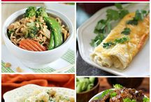 Easy After Work Dinner Ideas / Because who has time to cook after their 9-5?
