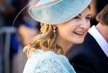 Hereditary Grand Duke Guillaume & Hereditary Grand Duchess Stephanie