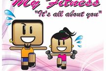 """My Fitness """"It's all about you"""" / Health & Fitness"""