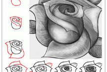 How to draw; Flowers
