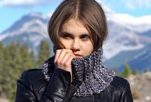 valeriebaberdesign.com / scarves, hats, hand warmers, ear warmers and more for men and woman