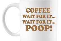 TeeShirtPalace Funny Coffee Mugs / Everyone enjoys a nice cup of Jo in the morning so why not drink it in style with our hilarious coffee mugs!
