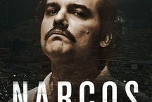 narcos / based on true story of pablo Escobar