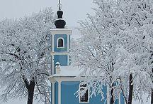 Snow, ice and winter love