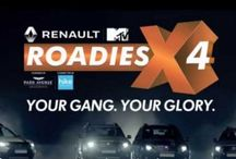 "MTV Roadies X4 / MTV Roadies X4 is a youth-based popular reality television show on MTV India. When asked about the show, executive producer said, ""Roadies has travel, adventure, drama, touch of voyeurism.."""