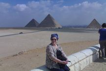 My journey to Egypt / Places I was in 2009; El Gouna, Red Sea, Cairo, Luxor,  Valley of the Kings
