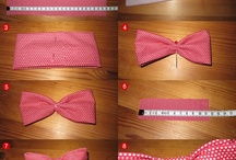 Hair bows / by Amber Herrera