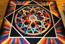 judy niemeyer quilts / Quiltworx / by Cindy Fitzgerald