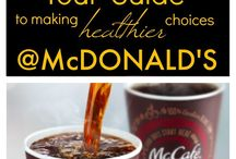 McDonald's / I am a brand ambassador for McDonald's. There is more to McDonald's than you probably realize. McDonald's Coffee | McCafe | Healthy McDonald's | Ronald McDonald