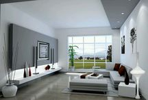Interior design-living room