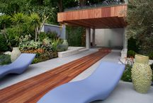 Fabulous timber decking / Decking designs in timber - the only way is wood