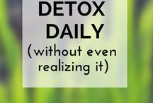 DETOX and FASTING / All things Detox, Recipes and how to do it to benefit our bodies.