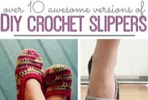 Free pattern slippers