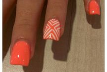 Nails!!!  / by Becca Sage