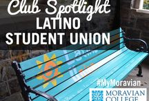 Student Life / Organizations on campus and life on campus  / by Moravian College