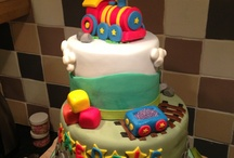 Cakes - Trains  / Cakes: Trains