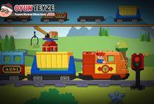 tren oyunları