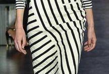 Striped GRAPHIC / Fashion & Design trends