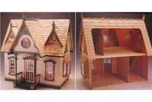Edgar Allan Poe Dollhouse / Inspiration for my Edgar Allan Poe-themed Dollhouse!