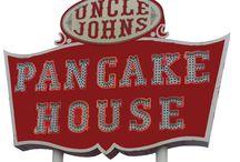 Uncle John's Pancake House - Toledo, Ohio / Photos of Uncle John's Restaurants