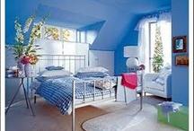 Something Blue (Decor) / Blue Decor Ideas
