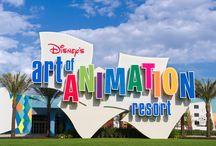 Disney's Art Of Animation - Clippers Quay Travel / Walt Disney World Resort, Disney Resort Hotels - Disney's Art Of Animation