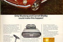 Classic Car Advertisements