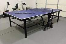 Kettler Champ 5.0 Outdoor Table / Weatherproof ping pong table from Kettler