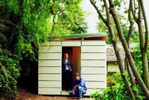 Garden sheds / A place to store your shit.