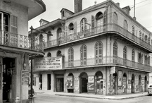 New Orleans Old Photos / by Carol Frey