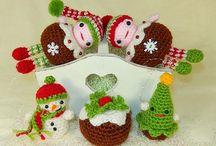 kerstfiguren haken