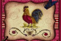 Rustic Rooster Stampin Up