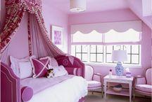 Rain & Rais Pink Room / by Abegaile Reyes Valencia