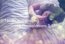 { Pray }