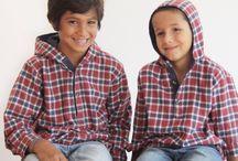 Meninos / Vestuário para meninos dos 12 aos 10 anos